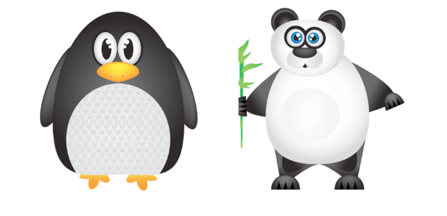 Penguin and Panda Google Updates