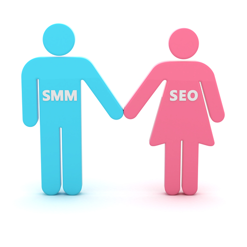 Social Media Marketing supports SEO