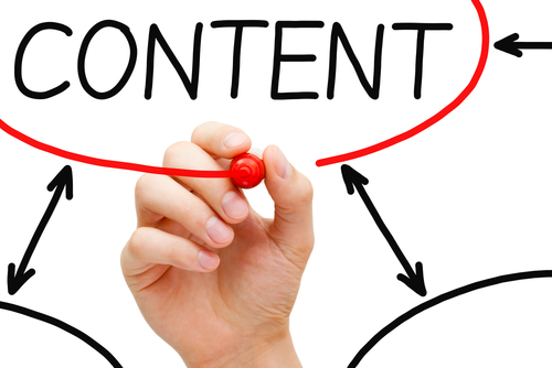Great content is essential for link building