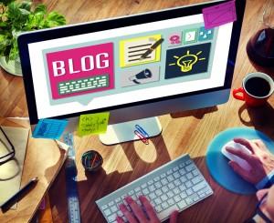 optimised content - blogging