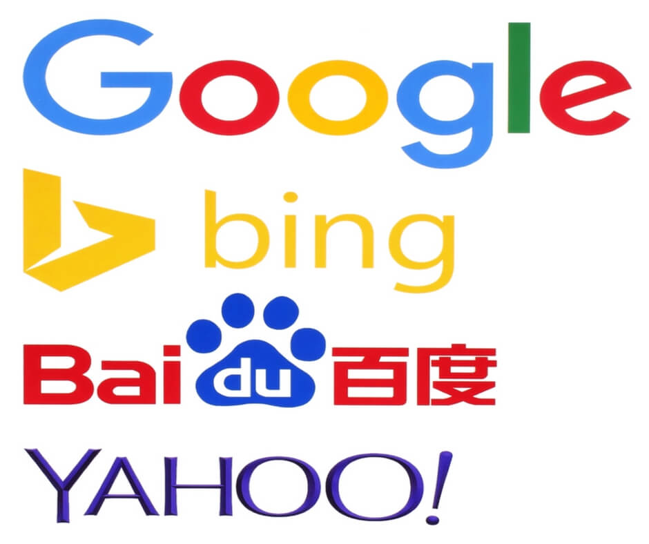 SEO for other search engines such as Bing and Yahoo