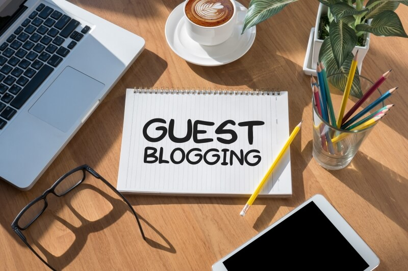 Why You Should Be Guest Blogging