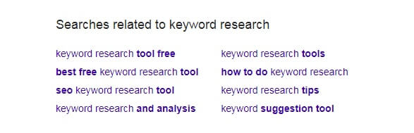 searches related to keyword research
