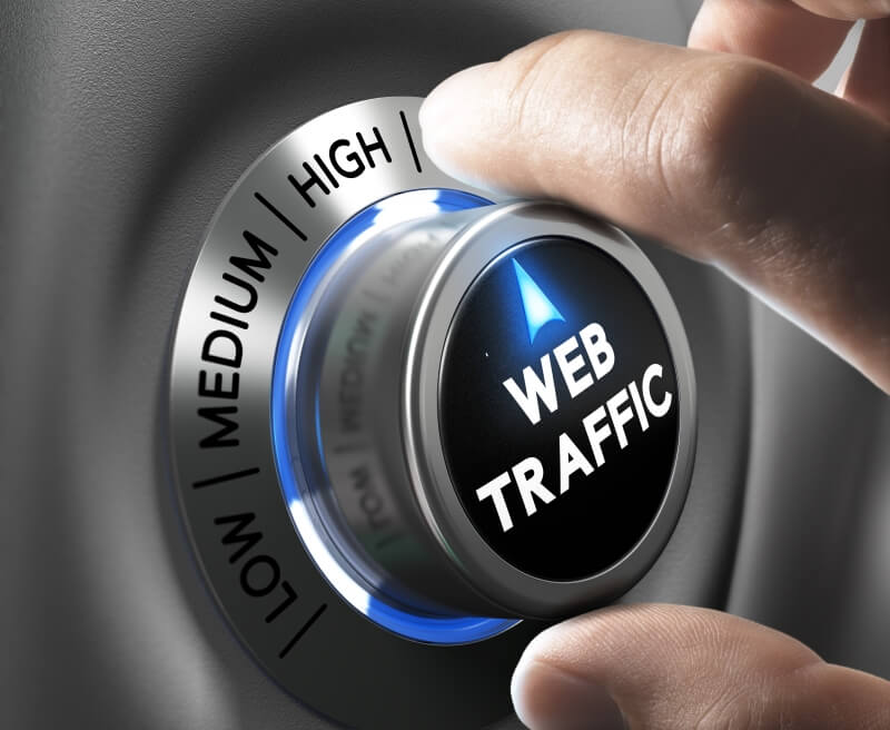 How to increase search engine traffic