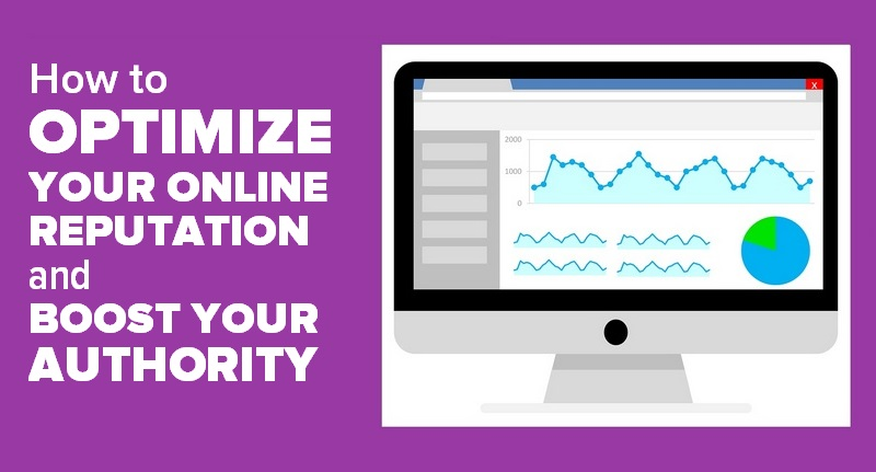 Optimize your online reputation and boost authority