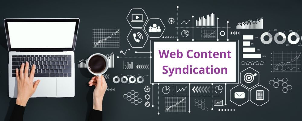 Web content syndication