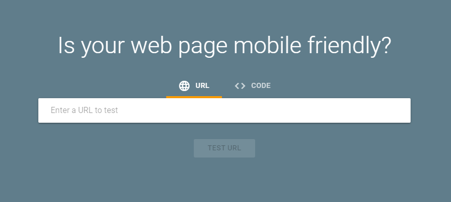 your website is mobile-friendly?