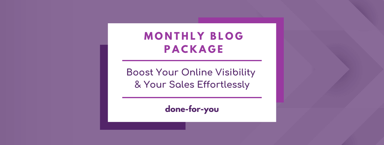 blog package